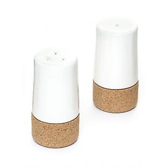 SoulMate Salt & Pepper Set Valkoinen