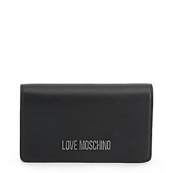 Love Moschino Original Women Fall/Winter Crossbody Bag - Black Color 37133