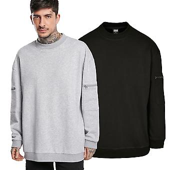 Urban Classics - TRAINING Terry Crewneck Sweater