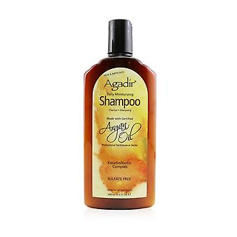 Agadir Argan Oil Daily Moisturizing Shampoo (ideal For All Hair Types) - 366ml/12.4oz