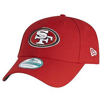 New era gorra - la Liga NFL San Francisco 49ers rojo 9Forty