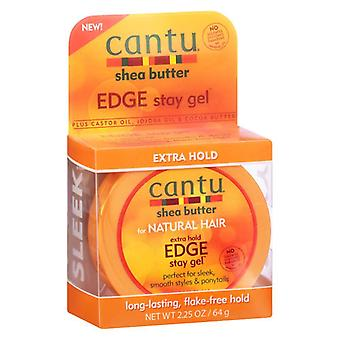 Cantu extra hold edge gel, 2.25 oz
