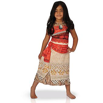 Déguisement classique Vaiana enfant