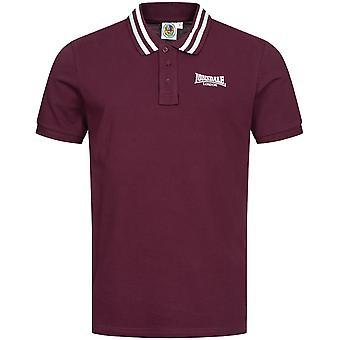 Lonsdale Men's Polo Shirt Barlaston