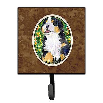 Carolines Treasures  SS8955SH4 Bernese Mountain Dog Leash Holder or Key Hook