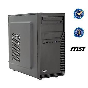 Desktop PC iggual PSIPCH428 i7-9700 8 GB RAM 240 GB SSD Black