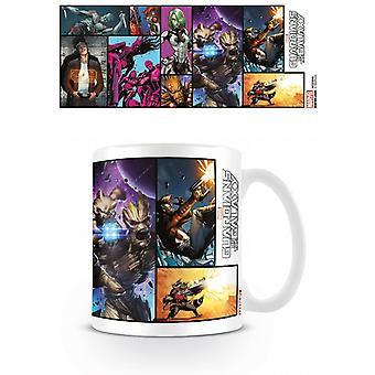 Guardians Of The Galaxy Comic Mug