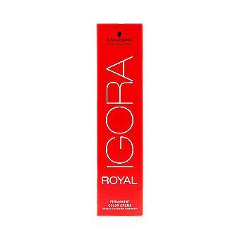 Schwarzkopf Igora Royal 3-0 Dark Brown Permanent Color 60ml