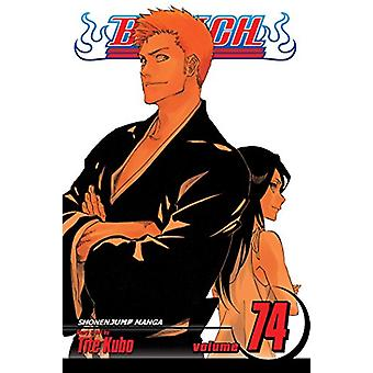 Bleach - Vol. 74 by Tite Kubo - 9781421596020 Book