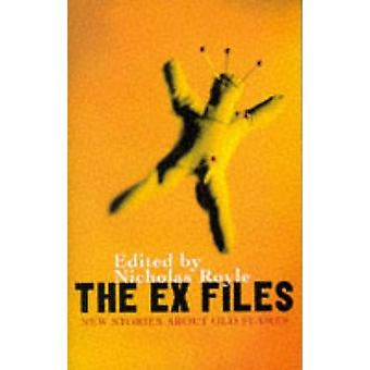 The Ex-files by Nicholas Royle - 9780704380806 Book