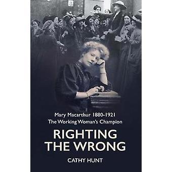 Righting the Wrong door Cathy Hunt