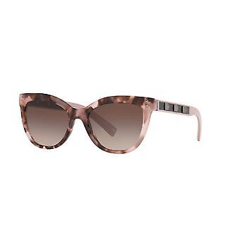 Valentino VA4049 506713 Havana rosa/gradient brune solbriller