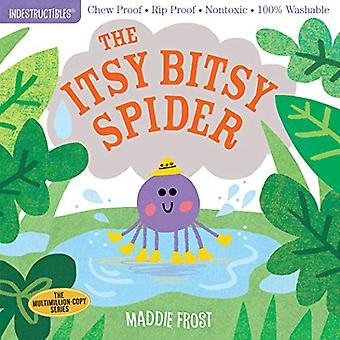 Indestructibles - Itsy Bitsy Spider by Maddie Frost - 9781523505098 Bo