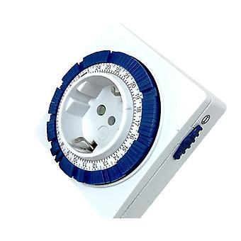 Timer Silver Electronics 3600W White
