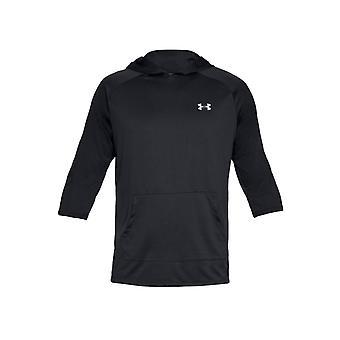 アンダーアーマーテック34 1328493001ランニングオールイヤーメンズTシャツ