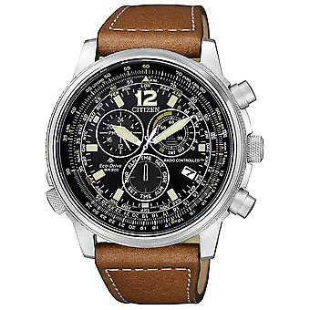 Citizen CB5860-27E Promaster Sky Radio-Controlled Eco-Drive Men's Watch 43.7 mm