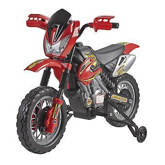 Motorcycle Feber Cross 400F 6 V Electric (74 X 50 x 27 cm)