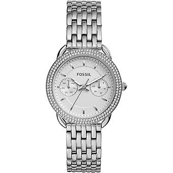 Fossil ES4054 Stainless Steel Automatic Quartz Ladies Watch
