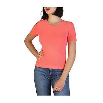 أرماني جينز - ملابس - تي شيرت - 3Y5M2L_5M22Z_1480 - سيدات - طماطم - 42