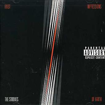 Strokes - First Impressions of Earth [CD] USA import
