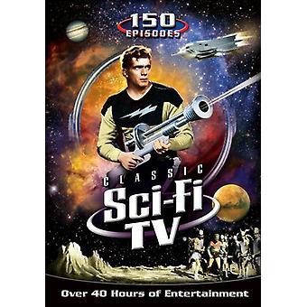 Classic Sci-Fi TV [DVD] USA import