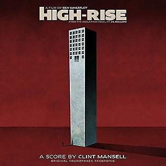 Clint Mansell - High-Rise [CD] USA import