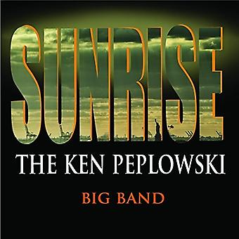 Ken Peplowski - Sunrise: Ken Peplowski Big Band [CD] USA import