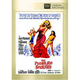 Pleasure Seekers [DVD] USA import