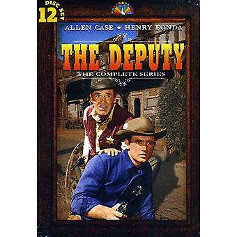 Deputy: Complete Series [DVD] USA import