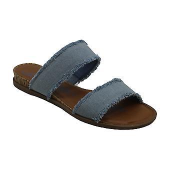 American RAG naisten Aeasten Open toe rento Slide sandaalit