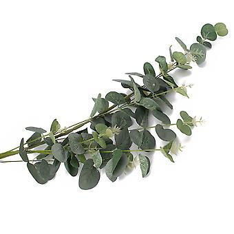 92cm Tall Eucalyptus Spray - Artificial Fabric Foliage for Floristry