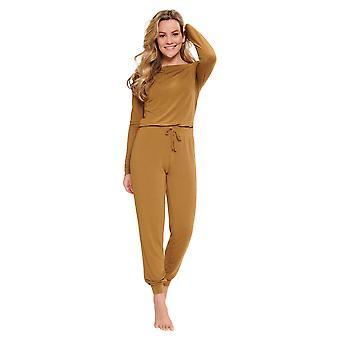 LingaDore Butternut Weihrauch 5620-262 Frauen's Butternut Beige Pyjama Set
