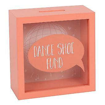 משהו שונה מריקוד הנעליים קרן כסף תיבת