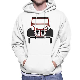 Citro?n Classic 2CV Men's Hooded Sweatshirt