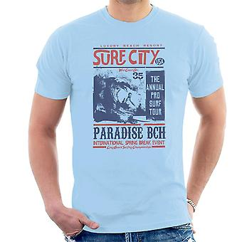London Banter Surf City miesten ' s T-paita