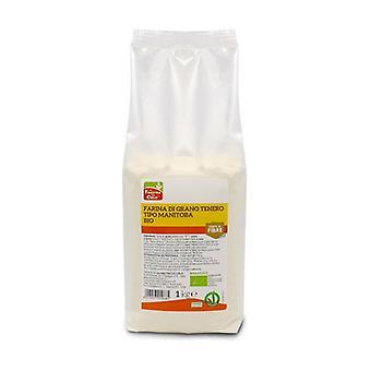 Manitoba type soft wheat flour 1 kg