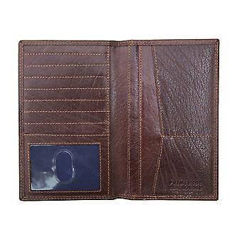 Primehide Mens Leather Notecase RFID Blocking Gents Jacket Wallet 4150