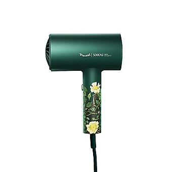 Negative Ion Hair Dryer 1800w Hot, Cold Wind Electric Dryer