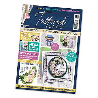 Tattered Lace Magazine Issue 81