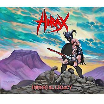 Hirax - Immortal Legacy [CD] USA import