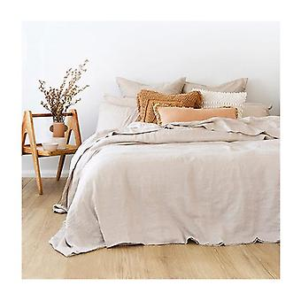 Bambury French Linen Quilt Cover Set