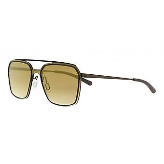 Sunglasses Unisex Clearwater brown/gold (004)