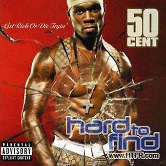 50 Cent - Get Rich or Die Tryin' [Vinyl] USA import