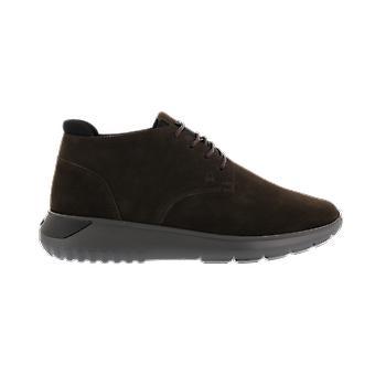 Hogan I Cube Derby Bruin HXM3710AT80HK11117CHOCOLATE shoe