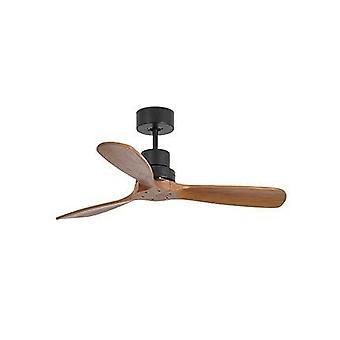 Faro Mini Lantau Ventilador de techo 106cm Matt Negro 3 Cuchillas