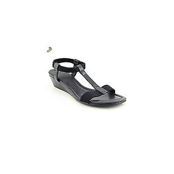 Alfani Womens Voyager Open Toe Casual T-Strap Sandals