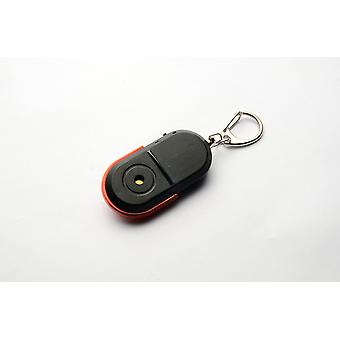 Portable-keychain Key-finder Old-people Anti-lost Alarm Key-finder Wireless Useful-whistle Sound Led-light-locator Anti-theft