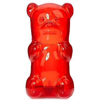 Lampe à ours rouge de Gummy FCTRY