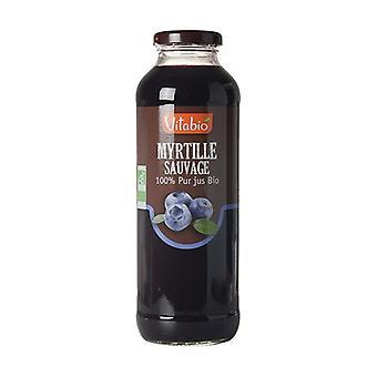 Jugo de arándano orgánico puro 500 ml