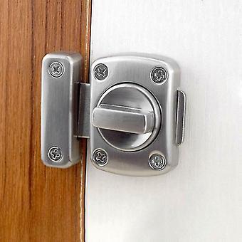 Wc בריח ריק, מנעול דלת מאורס למקלחת שירותים, תאים & חדר אמבטיה להפוך